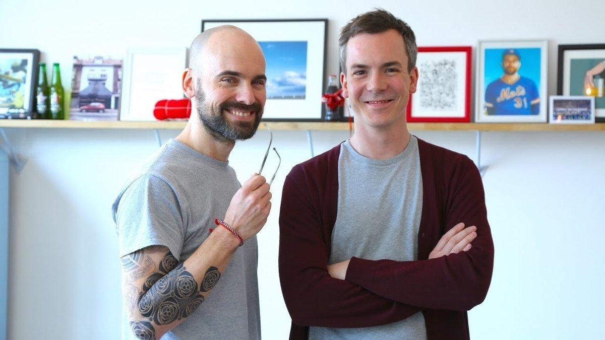 Rencontrez Antoine et Frans, Fondateurs - Rosbeef!