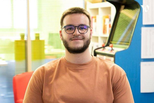Rencontrez Mack, Data Ingenieer  - Dessia Technologies