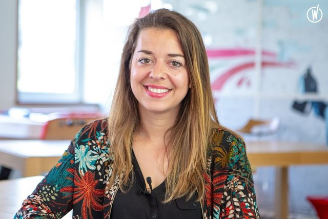 Rencontrez Morgane, National field Manager - TechSell (Globe Groupe)