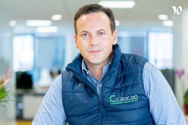 Rencontrez Christophe, Directeur des Opérations - Caocao Mobility Paris