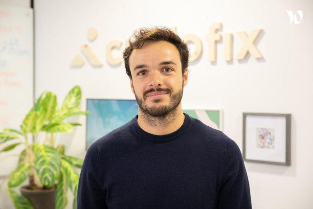 Rencontrez Alexandre, Operations Growth - Cyclofix