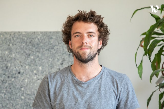 Rencontrez Maxime, Ingénieur - SAS Minimum - Le Pavé®