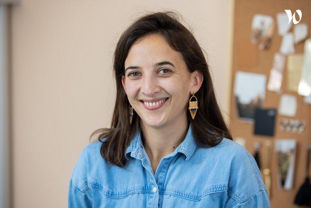Rencontrez Delphine, Créatrice - Groupe PDBM (Pied de Biche - Maradji)