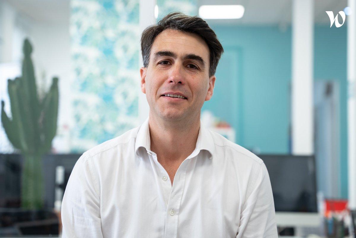 Rencontrez William, PDG de l'agence - Wagram & Vous