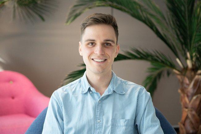 Meet Arnaud, Développeur - Chance