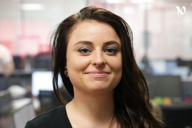 Rencontrez Johalia, Assistante Administrative Logistique - EnergyGo