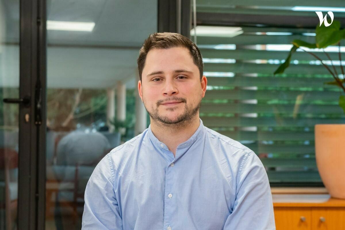 Rencontrez Emanuel Allely, Cofondateur et COO - Luos