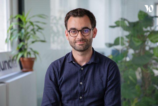 Rencontrez Alex, Lead Developpeur - Simundia