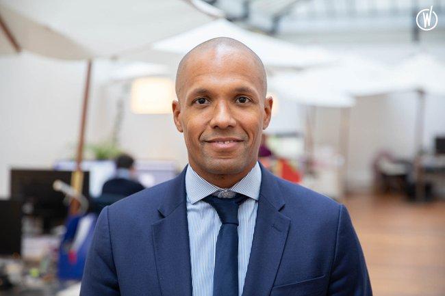 Rencontrez Ismaïl, Vice Président Stratégie - WordAppeal