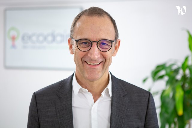 Rencontrez Etienne, Directeur Général - Ecodair