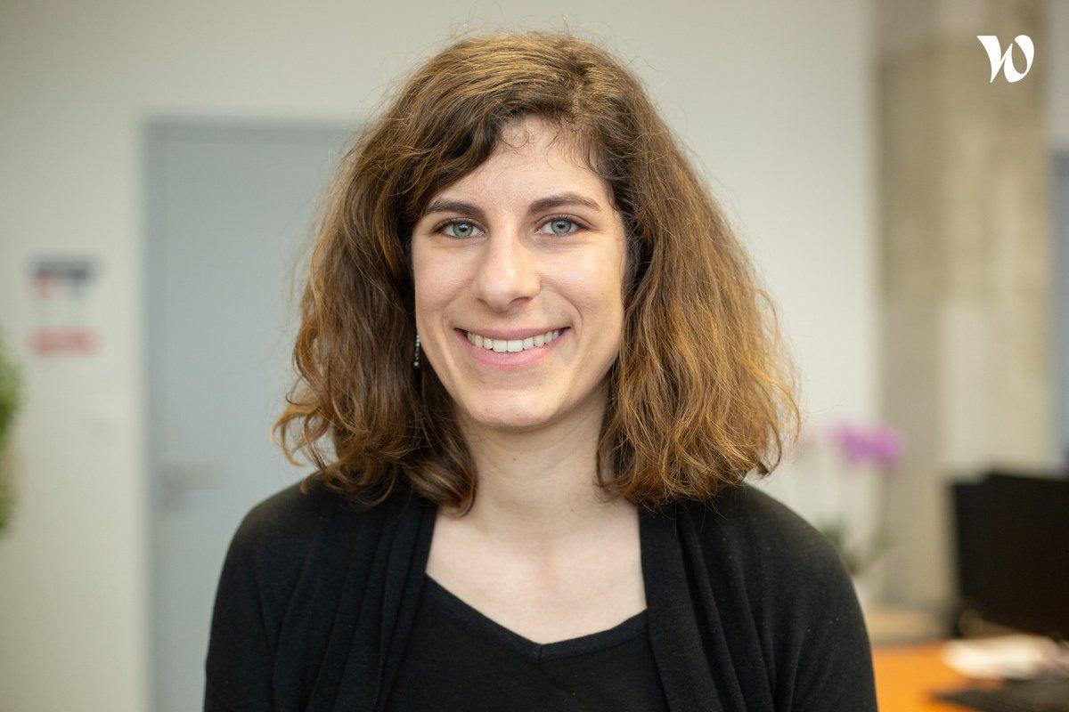 Rencontrez Laure, Responsable de l'équipe BI Pilotage - Assistance Publique - Hôpitaux de Paris - DSI
