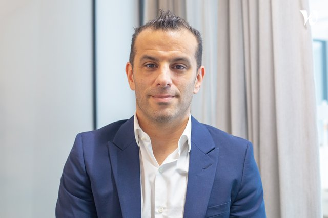 Rencontrez Dimitri, Senior Executive Coach - Nexmove - Human and Work