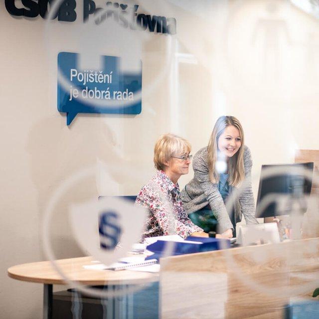 Prezentační a komunikační dovednosti - ČSOB Pojišťovna