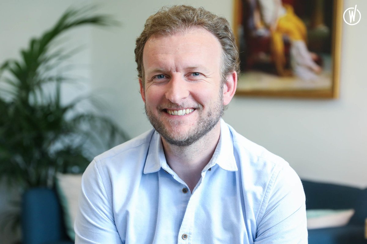 Rencontrez David, CTO - WIFIRST