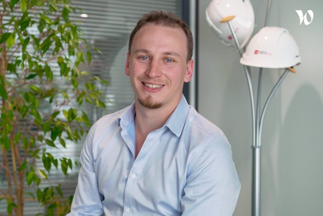 Rencontrez Alexandre, BIM Manager & Responsable Innovation - MBAcity