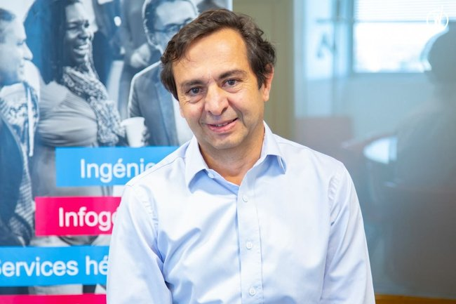Rencontrez Jean-Yves, PDG - Ivision