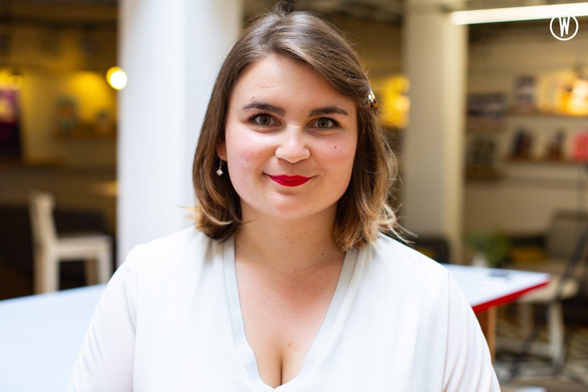 Rencontrez Elise, Chef de projet outils pédagogiques - 1001mots