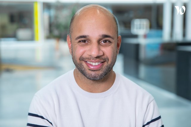 Rencontrez Tahir, Head of Engineering - Beamy