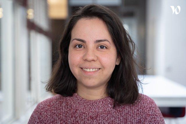 Rencontrez Gabriela, Design Lead - Thread