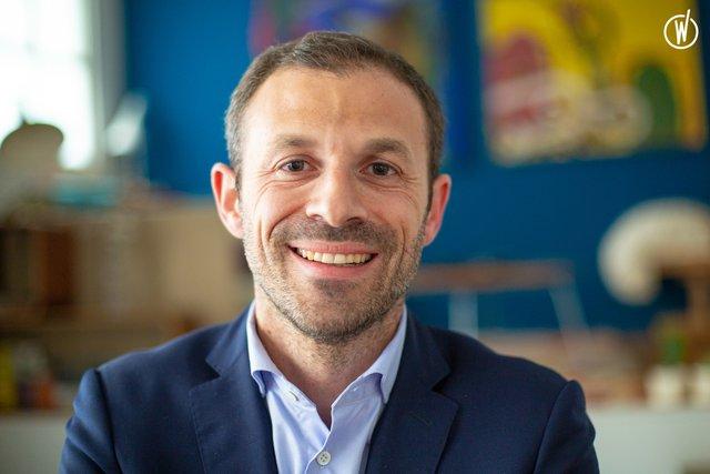 Rencontrez Rudy, Directeur général - Bensimon
