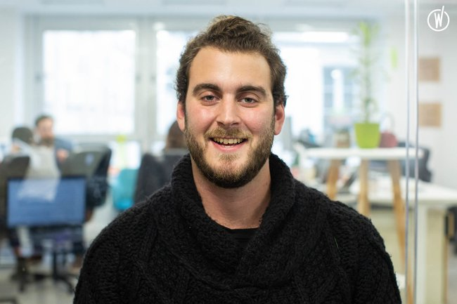Meet Istvan, Business Developer - Next Station