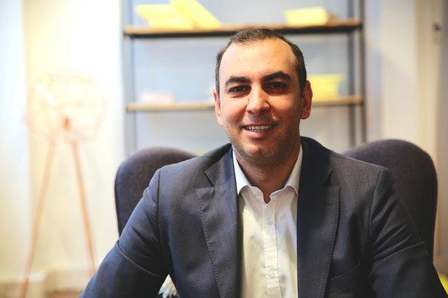 Rencontrez  Reda, CEO - IZICAP
