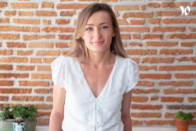 Rencontrez Mathilde, Responsable Marketing - #bonheur