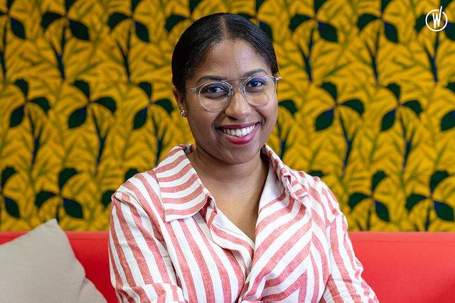 Rencontrez Cynthia, MD Afrique de l'Ouest  - KeyOpsTech