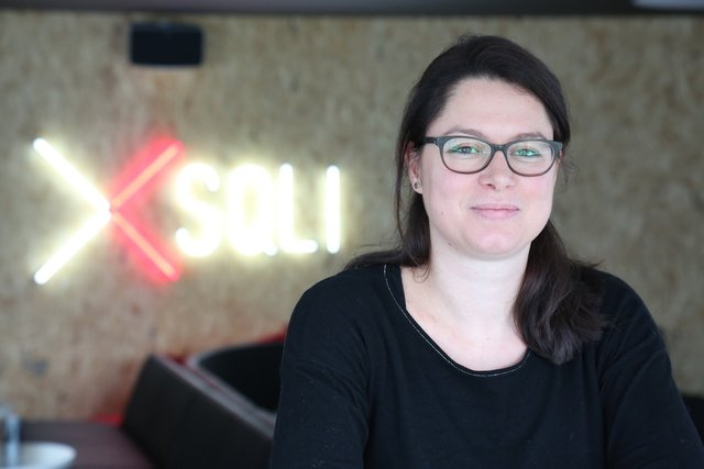 Rencontrez Priscilla, Practice Leader - SQLI