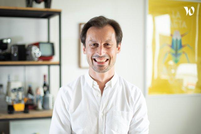 Rencontrez Anthony, Co-fondateur  - MIP