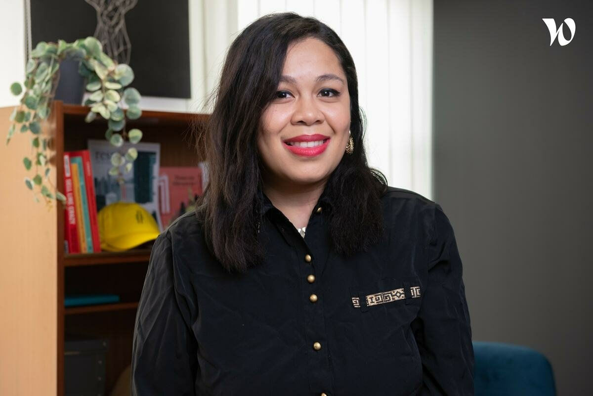 Rencontrez Tiavina, Rédactrice en chef - PROGRESSIF MEDIA