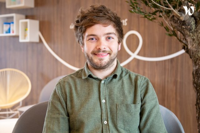 Rencontrez Clément, Digital Manager - Groupe H&H