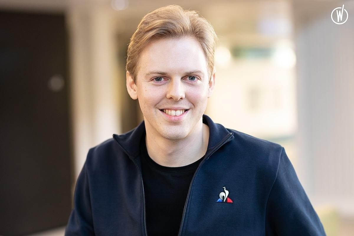 Meet Julian, CTO - Scaleflex