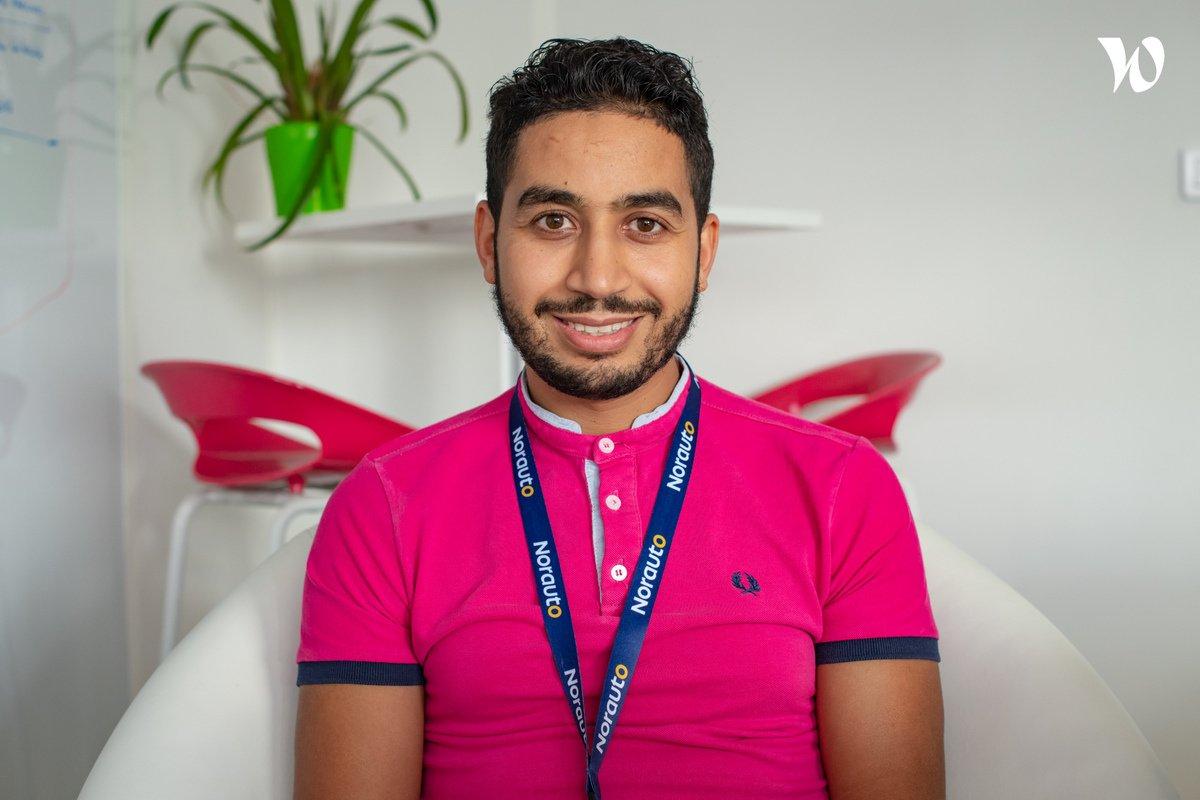 Rencontrez Mounir, Tech Lead - Norauto Digital