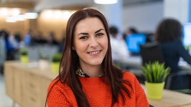 Rencontrez Laura,Business Developer - Digitevent