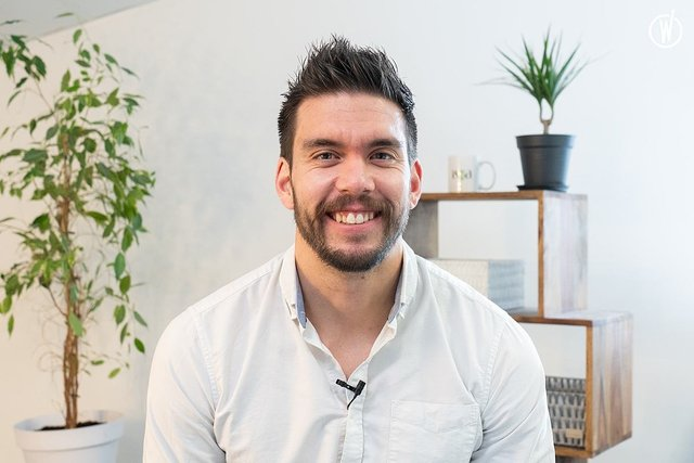 Rencontrez Sean, Développeur  - Groupe Isia