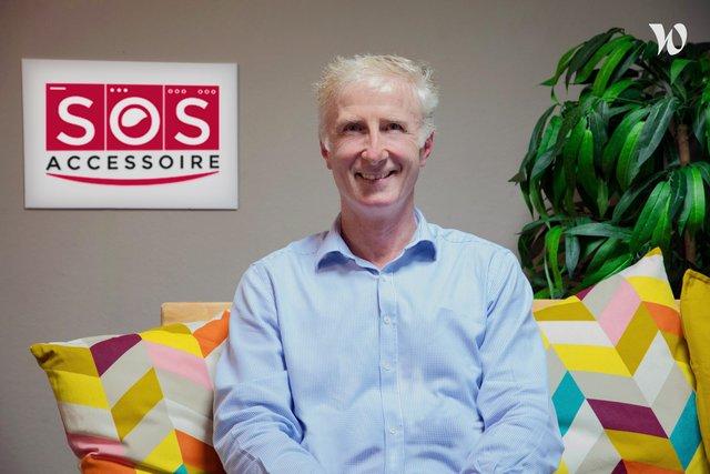 Rencontrez Olivier, CEO de SOS Accessoire - SOS Accessoire