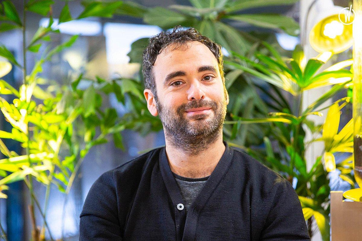 Rencontrez Noam, Gérant - Créateur de Green Factory - Green Factory