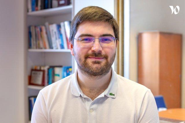 Meet Jean-Philippe, Information systems director (ISD) - SYSNAV