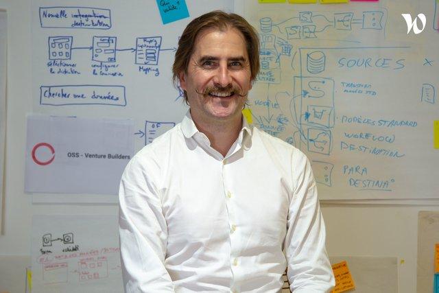 Rencontrez Quentin, CTO - OSS - Ventures