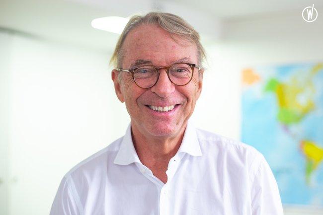 Rencontrez Yves, Fondateur et Président - PMU Partenaire