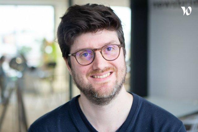 Rencontrez Philippe, CEO & Co-founder - Newsbridge