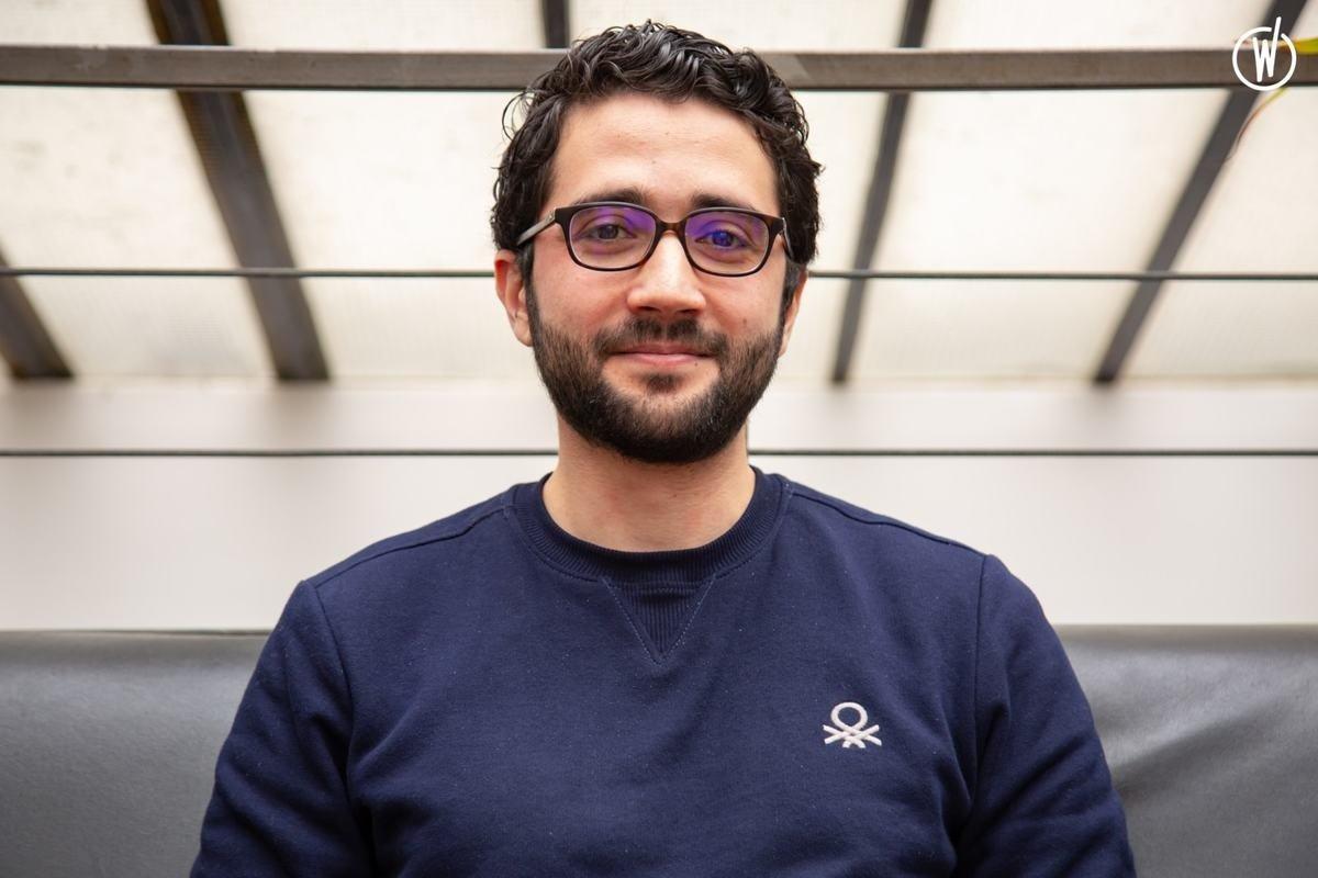 Rencontrez Mehdi, Consultant développeur Fullstack - Belle Epoque