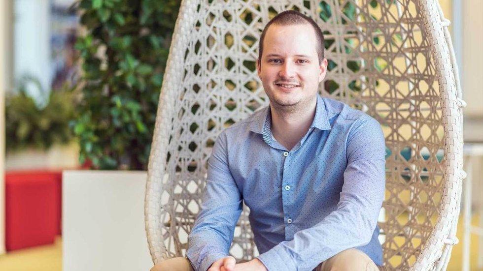 Štěpán Pospíšil, Project Manager Junior - ICZ