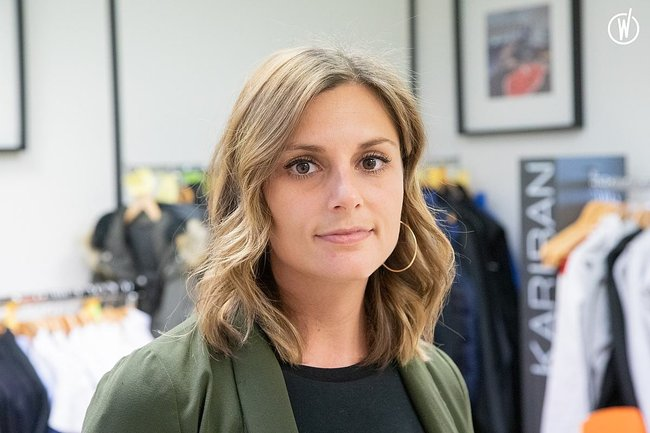 Rencontrez Laurie, Chef de produit - Crafters