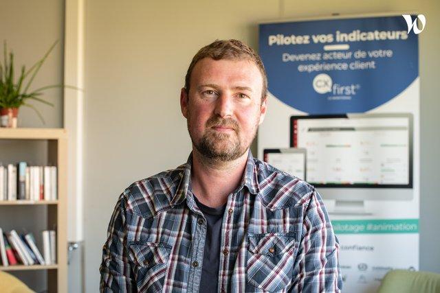 Rencontrez Jérémie, chef de projets - Qualimetrie