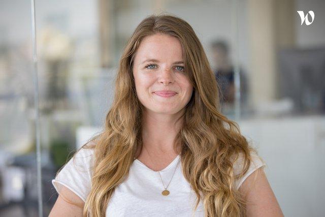 Rencontrez Faustine, Business Development Manager - YESWEHACK