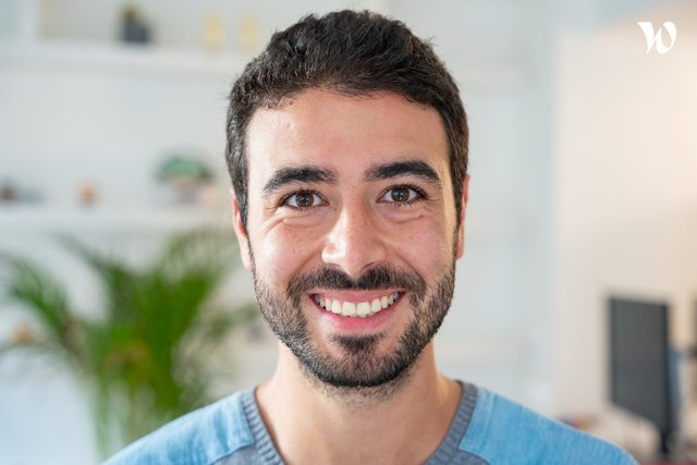Rencontrez Raphaël, Software Engineer - Flatchr