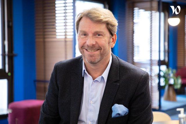 Rencontrez Frédéric, Chief Executive Officer  - Ashtone