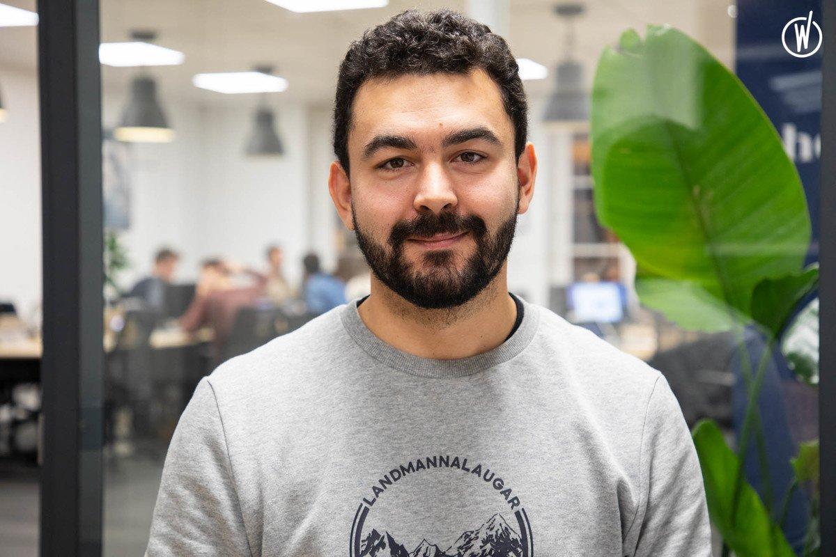 Rencontrez Thibault, Lead Developer - Hosman